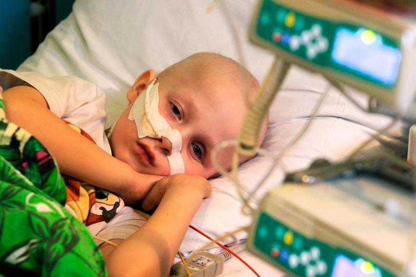 При наличии интоксикации организма продуктами распада раковых клеток состояние пациента во много раз ухудшается.