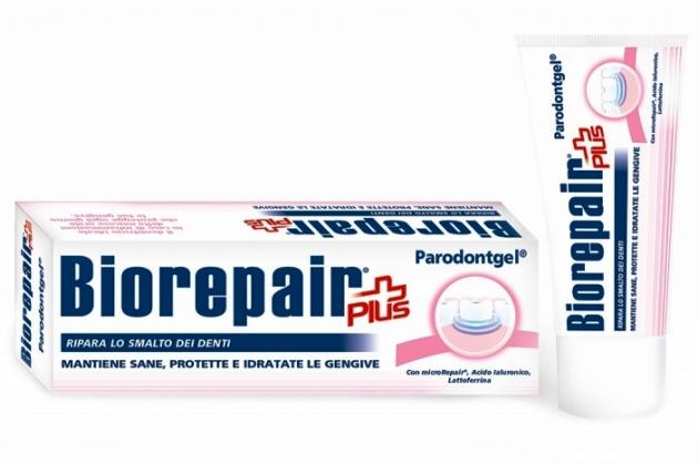 лечебная зубная паста Биорипейр