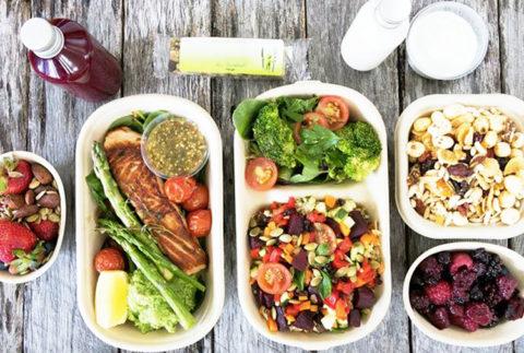 После процедуры старайтесь следовать принципам здорового питания