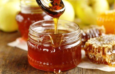 Дегтярный мед очищает кровь и улучшает самочувствие.