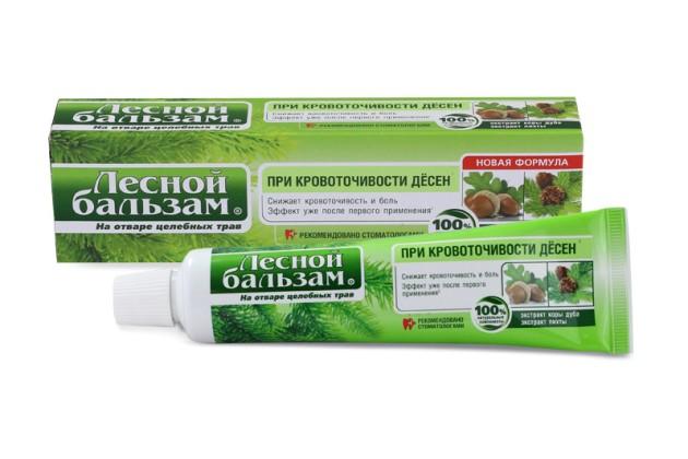зубная паста для десен «Лесной бальзам»
