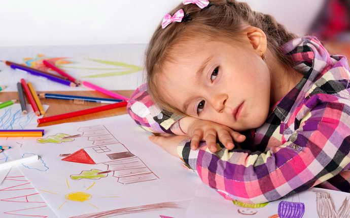 причины частого стоматита у детей
