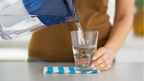 Для процедуры подготовьте большое количество воды