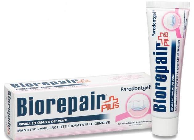 зубная паста Biorepair paradontgel