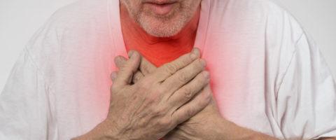 У пострадавшего может развиться внезапное чувство нехватки воздуха