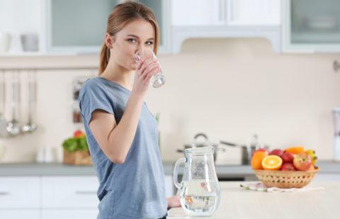 Питьевой режим – это очень важно