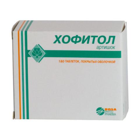 Хофитол – препарат на растительной основе